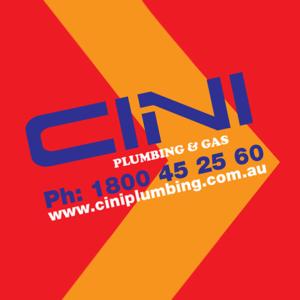 Cini Plumbing & Gas logo