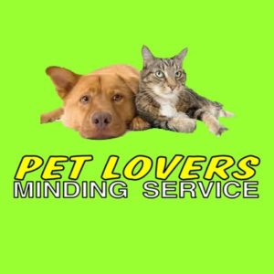 Pet Lovers Minding Service logo