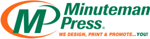 Minute Man Press Caboolture logo