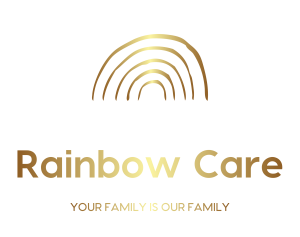 Rainbow Care logo
